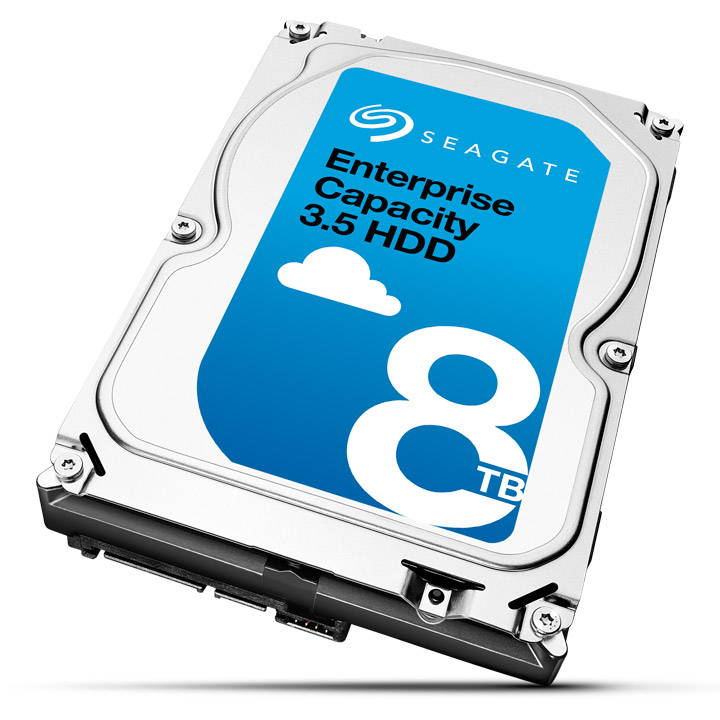 Seagate Enterprise 8TB