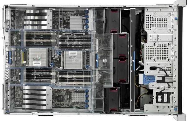 HP ML350e Gen8