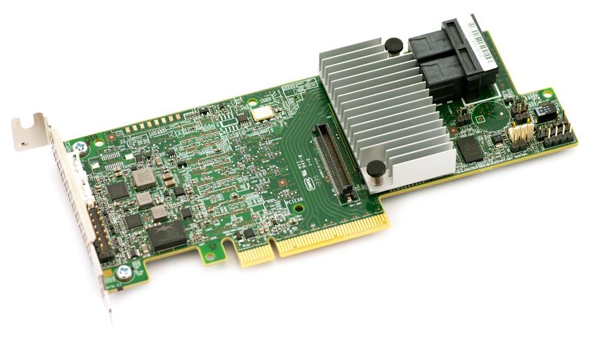 LSI 9361-8i 12Gb SATA/SAS