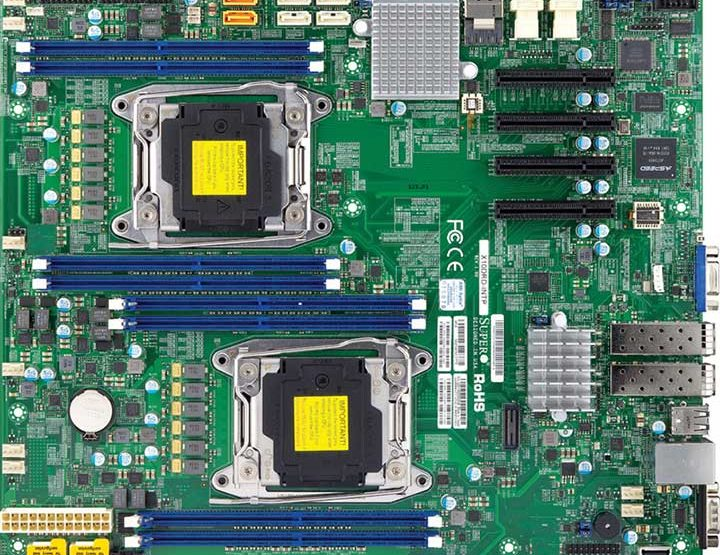 Supermicro MBD-X10DRD-iNTP