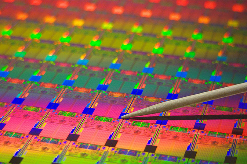 لیتوگرافی ۱۴ نانومتری و فاصلهی کمتر بین اجزای روی تراشه