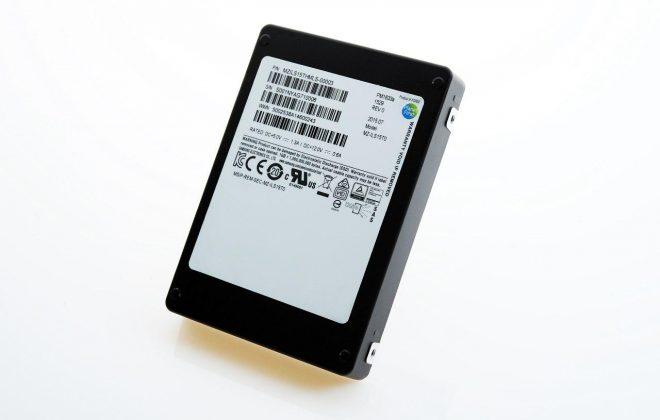 معرفی مشخصات SSD مدل Samsung PM1633a